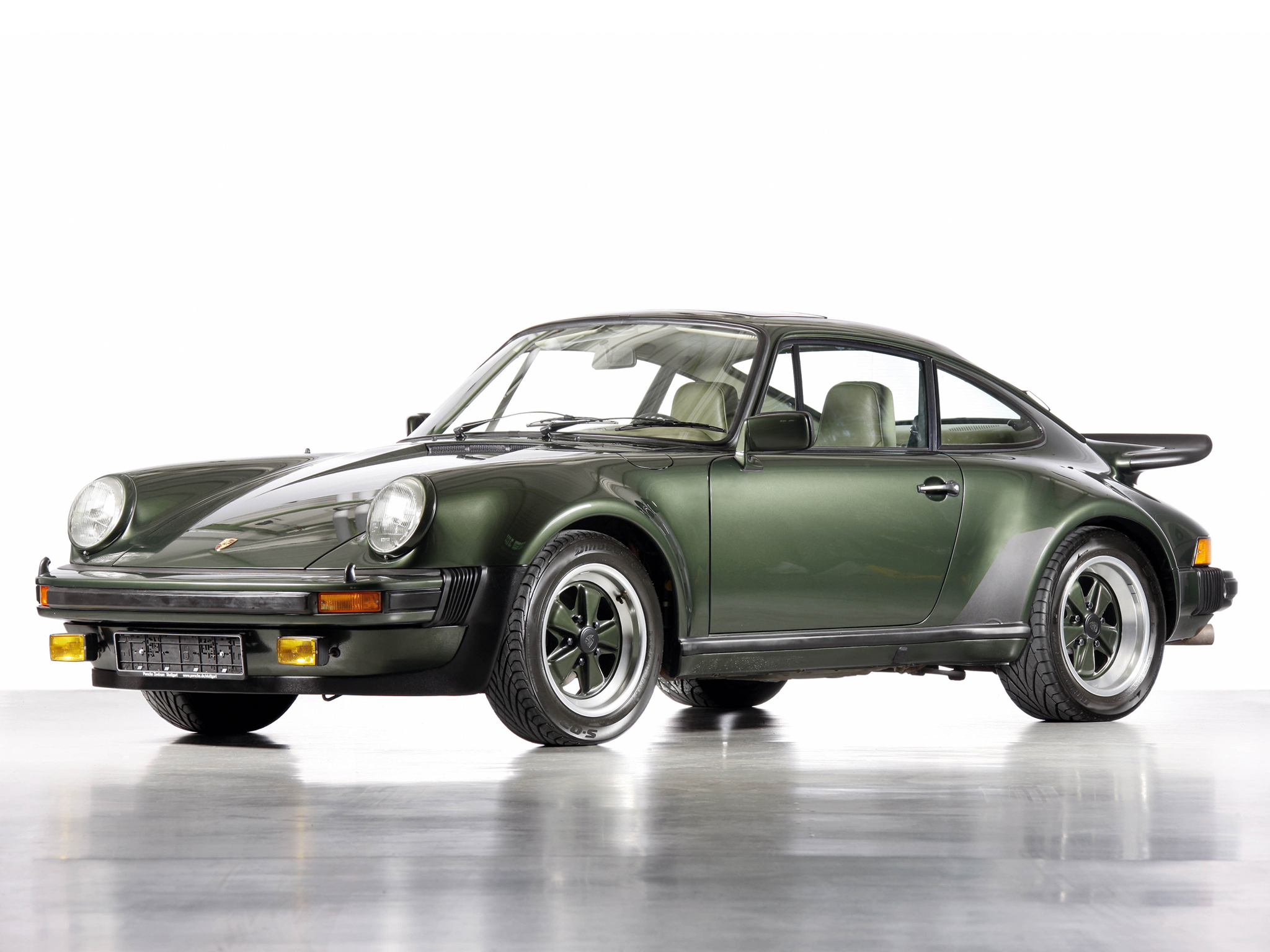 Porsche 911 Turbo Coupe 1978